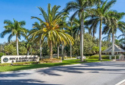 Boca Sailing and Racquet Homes for Sale