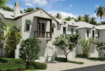 St. George Townhomes in Delray Beach, FL