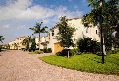 Centra at Blue Lake Townhomes in Boca Raton Florida