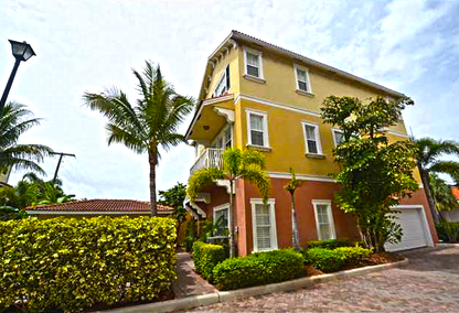 Delray Sebastian Townhouses in Downtown Delray Beach 4