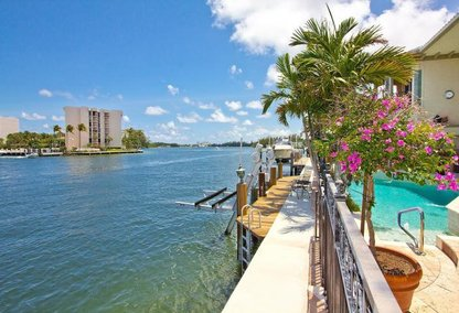 Blue Inlet in Boca Raton, FL 2