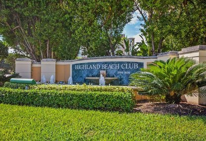 Highland Beach Club in Highland Beach