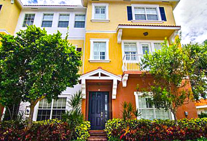 Delray Sebastian Townhouses in Downtown Delray Beach 6