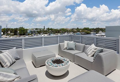 Seagate Yacht Club Townhomes in Delray Beach