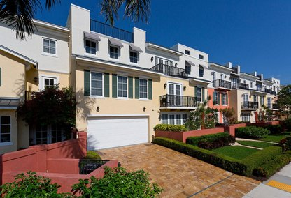 Terraces at Delray Beach Luxury Townhomes