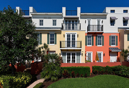 Terraces at Delray Beach Luxury Townhomes 2