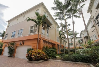 Town Place At Delray Beach Townhomes