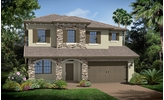 Somerset floor plan in Watercrest at Parkland