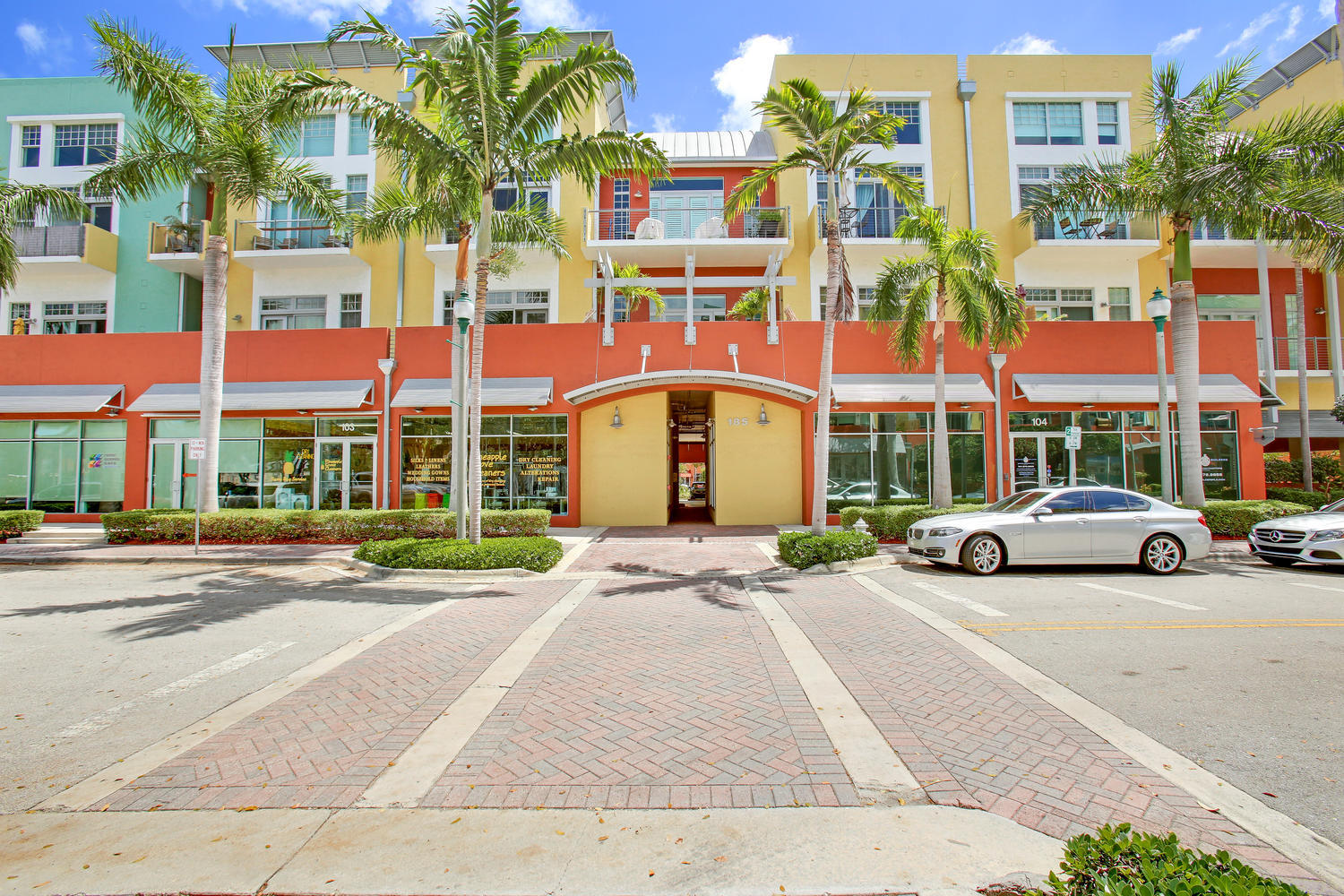Ocean City Lofts Delray Beach
