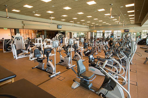St  Andrews Country Club Fitness Cardio Low Res