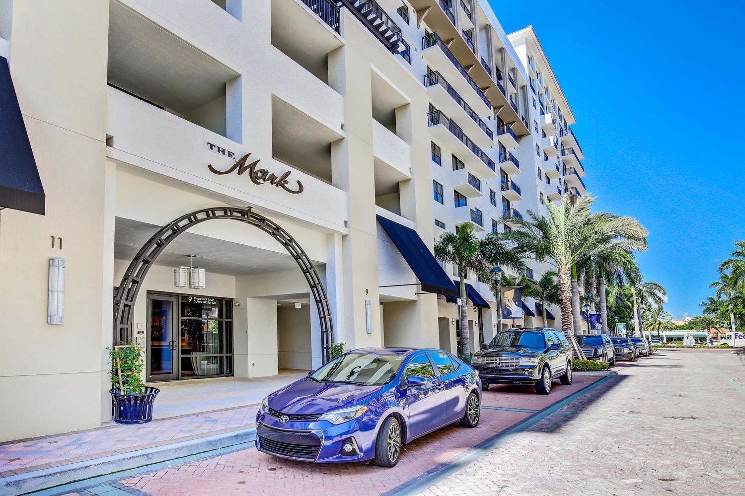 The Mark At Cityscape Apartments in Downtown Boca Raton