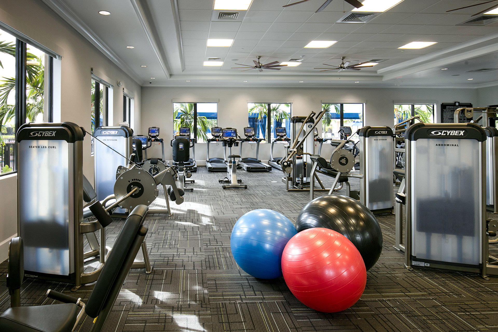 Valencia Sound Fitness Center