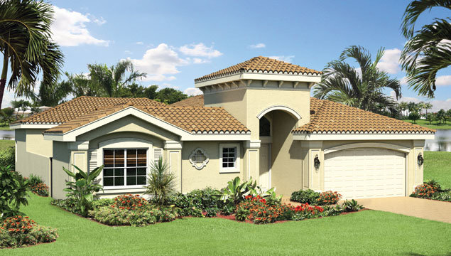 Sophia Floor Plan in Valencia Pointe