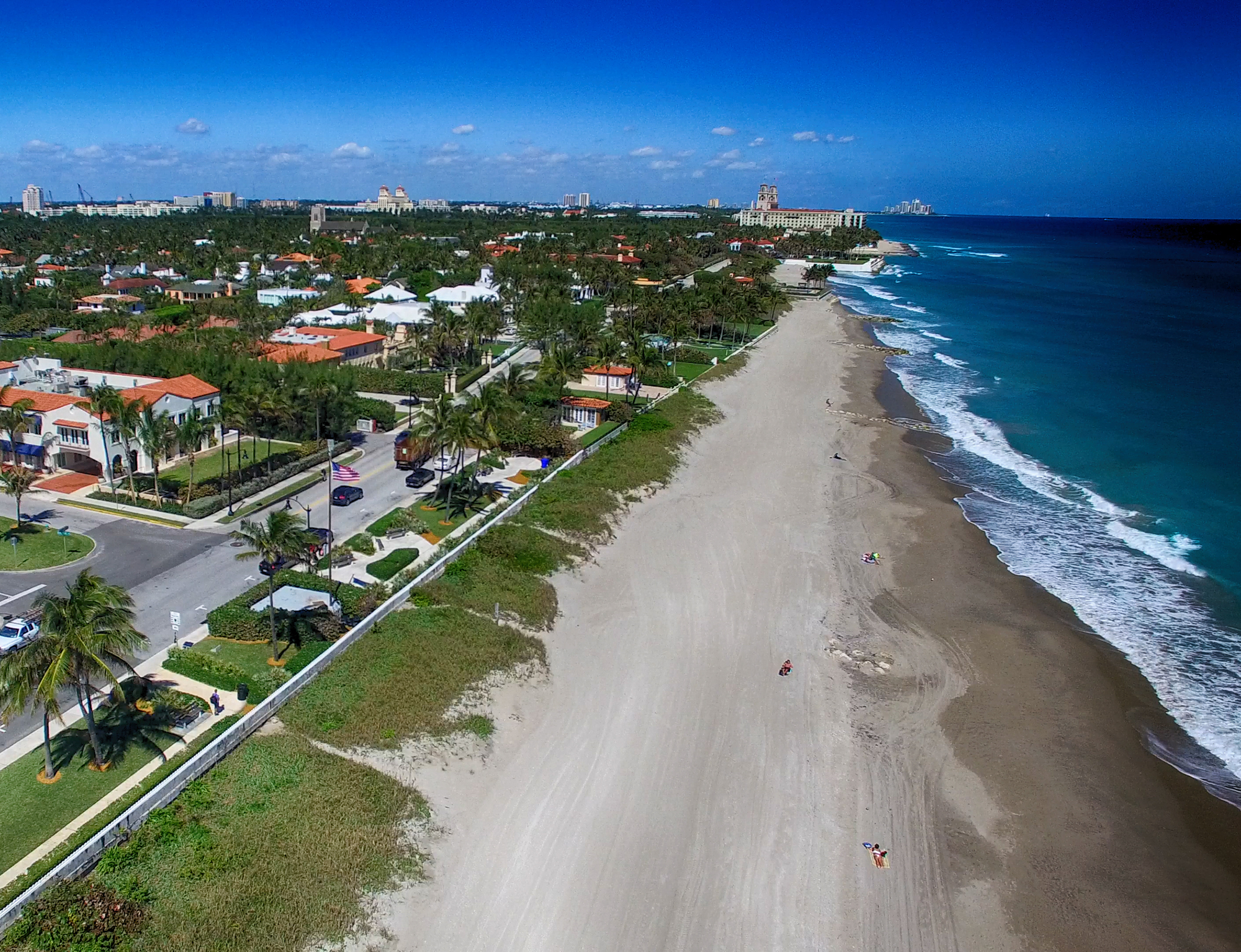 Palm Beach Island's North End