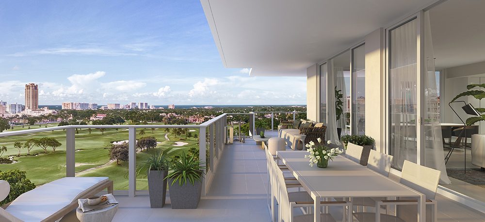 ALINA Residences in Downtown Boca