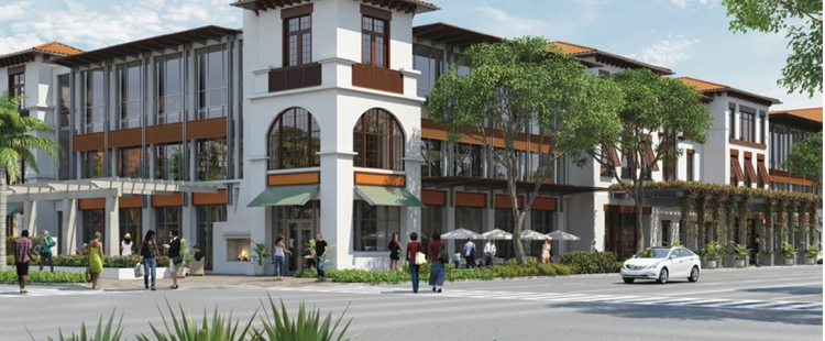 Atlantic Crossing Delray Beach Developement
