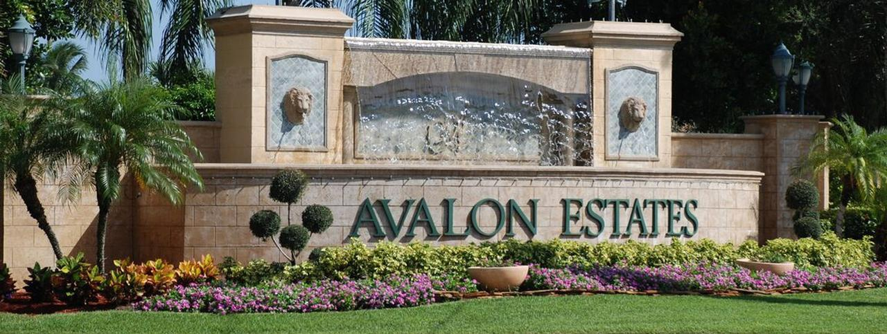 Avalon Estates 55+ Active Adult Homes in Boynton Beach, FL