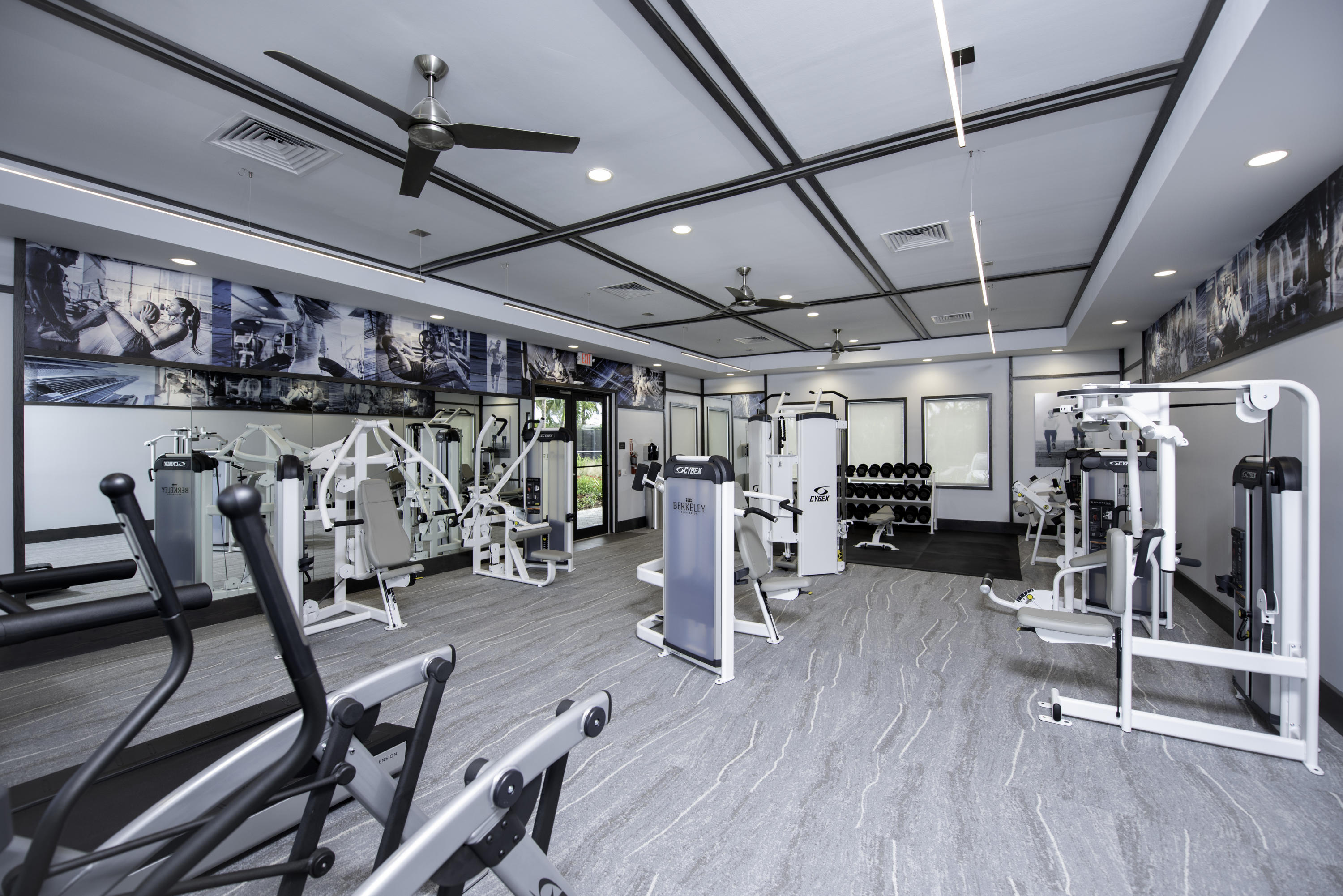 Berkeley Boca Fitness