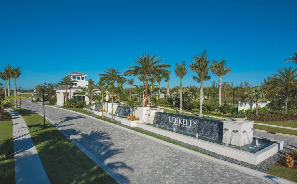 Berkeley Boca Raton Homes For Sale