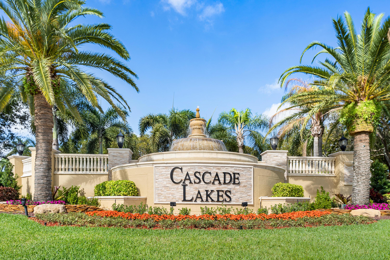 Cascade Lakes Homes - Boynton Beach 55+ Real Estate