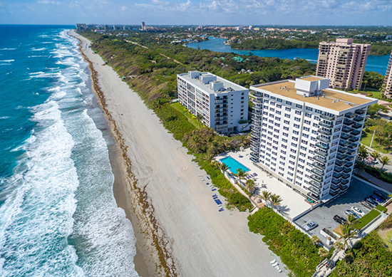 Condos and Townhouses for Sale in Boca Raton, Delray Beach, and Highland Beach