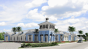 Depot Square Apartments in Delray Beach, Florida