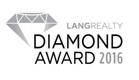 The Pearl Antonacci Group Earns Lang Realty's Diamond Award in 2016
