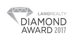 Lang Realty's Diamond Award 2018 - The Pearl Antonacci Group