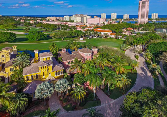 Golf Course and Country Club Real Estate in South Florida