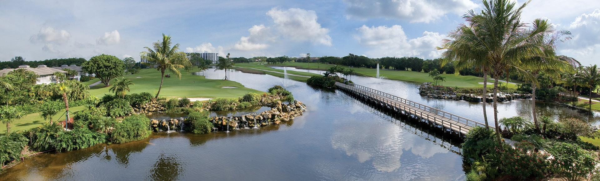 Golf Courses at Boca West Country Club in Boca Raton