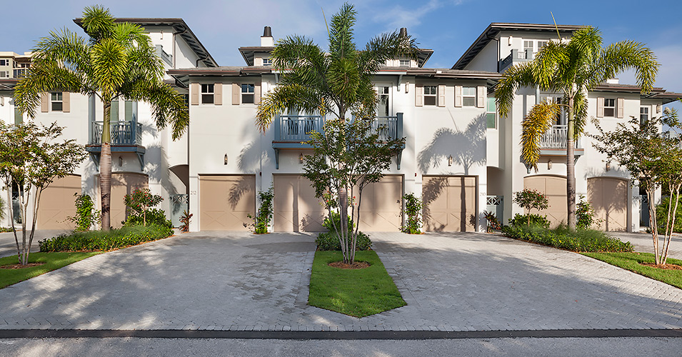 East Indies Townhomes in Delray Beach