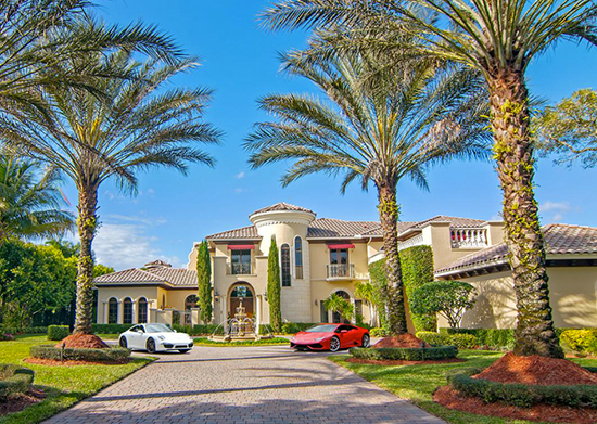 Luxury Homes For Sale in Boca Raton and Delray Beach FL
