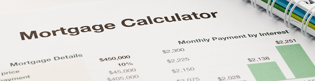 Mortgage Payment Estimator & Financing Calculator