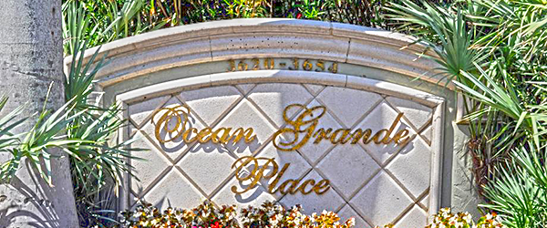 Ocean Grande Place Homes For Sale in Highland Beach FL