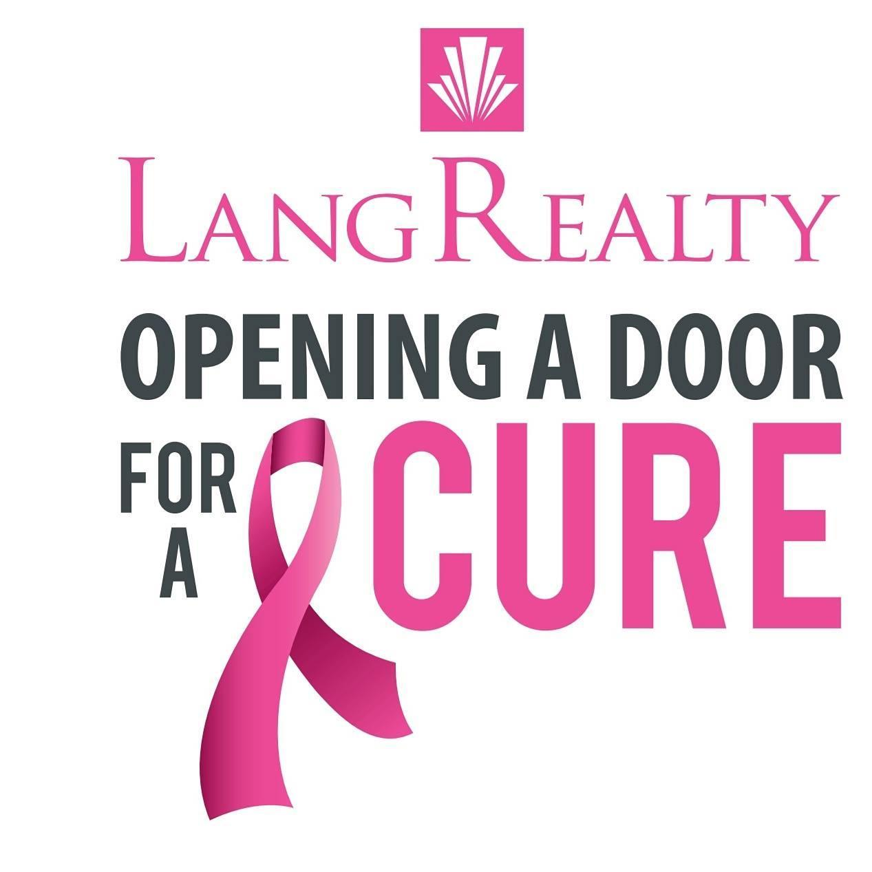 Lang Realty Goes Pink for Breast Cancer Awareness