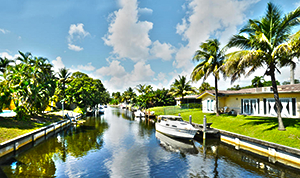 Royal Oak Hills Waterfront Homes in Boca Raton FL
