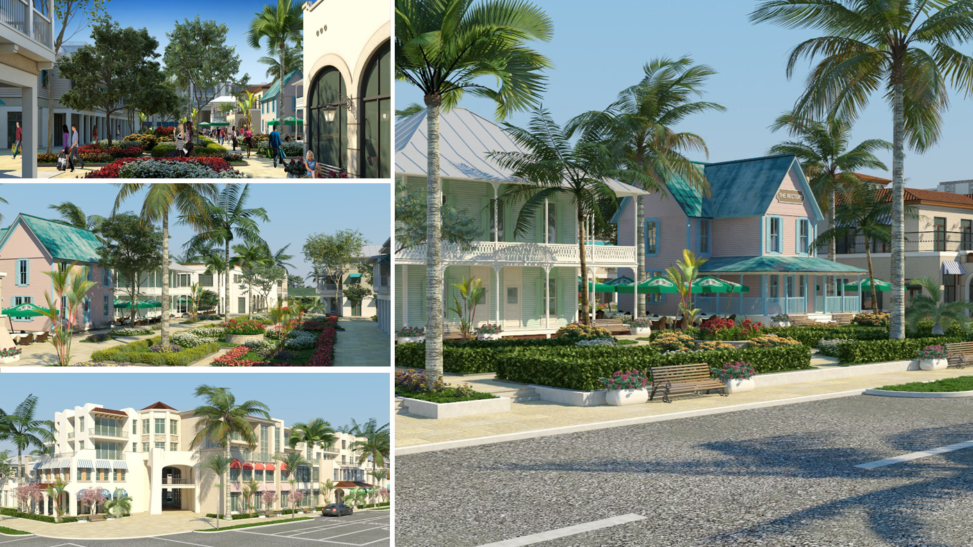 Swinton Commons in Downtown Delray Beach