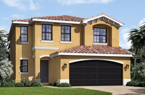 Tuscany Delray Beach FL Real Estate - Messina