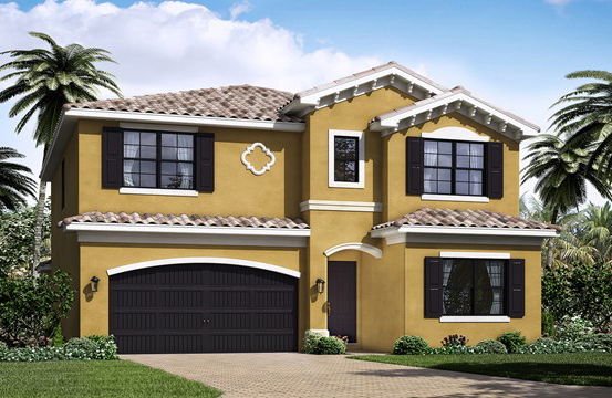 New Homes For Sale in Tuscany Delray Beach, FL