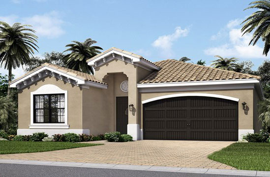 Tuscany Homes in Delray Beach, Florida