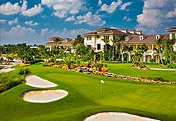 Golf at Woodfield Country Club in BOca Raton